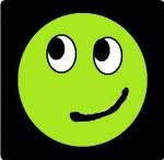 Eye rolling emoticon