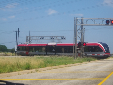 Austin Commuter Train