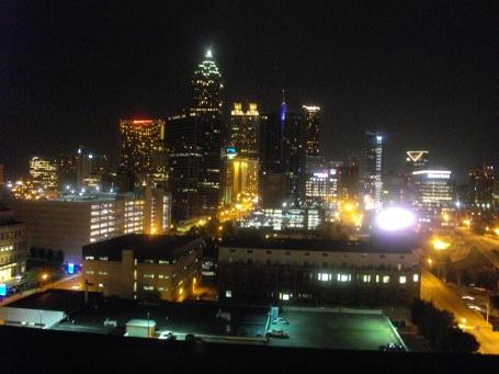 Downtown Atlanta Night 2