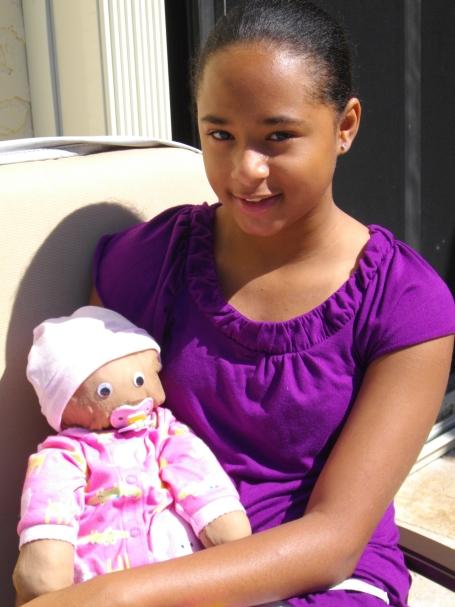 Jasmine and Sugar Baby