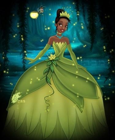 Princess Tiana - Copy
